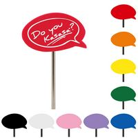 Foam Antenna Topper - Speech Bubble