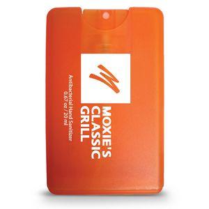 Translucent Orange Logo