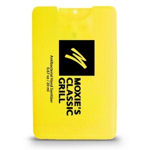 Trranslucent Yellow Logo