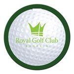 Custom Full Color Luggage Tags (Golf Ball)