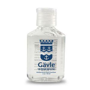 Antibacterial Hand Sanitizer Gel (2 Oz.)