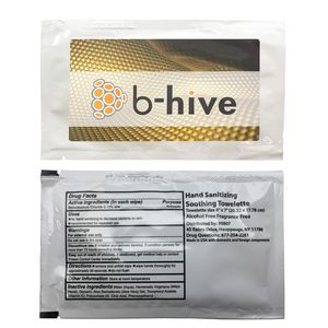 Individual Antibacterial Wipes