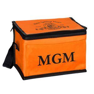 6 Pack Cooler Soft Lunchbox