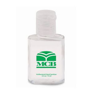 Square Antibacterial Hand Sanitizer Gel