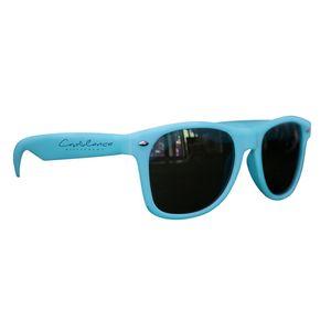 Matte Soft Rubberized Miami Sunglasses