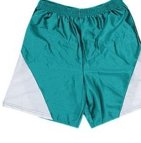 50dbe2e5b6 Youth Athletic Cool Mesh Short w/ 5