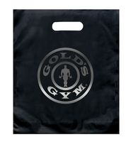 """Frosted Tote Bag (12""""x15""""x3"""")"""
