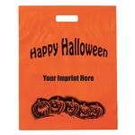 Custom Halloween Bags Die Cut Handle Bags