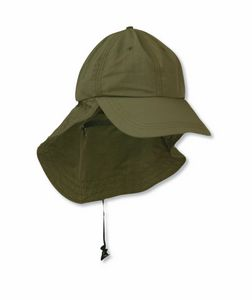 824246453ca Adams Extreme Outdoor Sunblock Collection Cap w  Neck Cape - EOM101 - Swag  Brokers