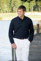 Men's Proline Long Sleeve Pro-Wear Honeycomb Pique Shirt -CLOSEOUT