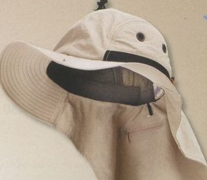 1ab7fd0ff5a Adams Sunblock Collection Extreme Condition Hat w  8 1 2