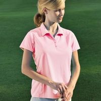 Willow Pointe Ladies Performance Mesh Golf Shirt-Closeout