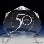 Custom Elite Series Crystal Award (4