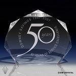 Custom Elite Series Crystal Award (8