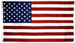 Custom United States of America Nylon Flag 4' x 6'