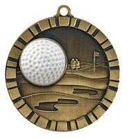 "3-D Medal, ""Golf"" - 2"""