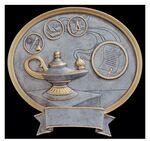 Custom Knowledge, Oval Legend Plates - 8