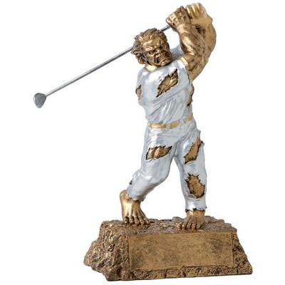 Golf, Monster Resin - 6-3/4""