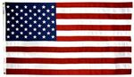 Custom United States of America 3' x 5' Memorial Flag