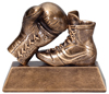 Custom Boxing Glove & Shoe Figure Award - 5-1/2