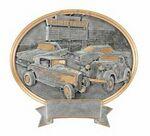 Custom Car Show, Oval Sport Legend Plates - 6