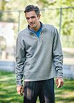 Men's Woodford Tri-Reg™ ¼-Zip Pullover Shirt