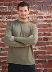 Custom Men's The Zorrel Dri-Balance Long-Sleeve Tee Shirt