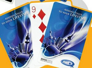Playing Cards -