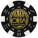 Custom Dice Style Poker Chips (10 Colors) Fast Turn 3-5 Days! No Minimums (2 Side Imprint)