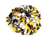 Pizzazz® Plastic Pom Poms (3 Color)