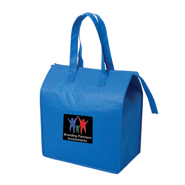 Blizzkool Non Woven Grocery/Cooler Bag, CB8569, 1 Colour Imprint
