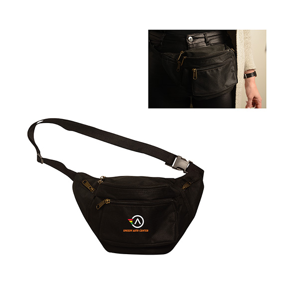 Waist Pack, P3777, 1 Colour Imprint