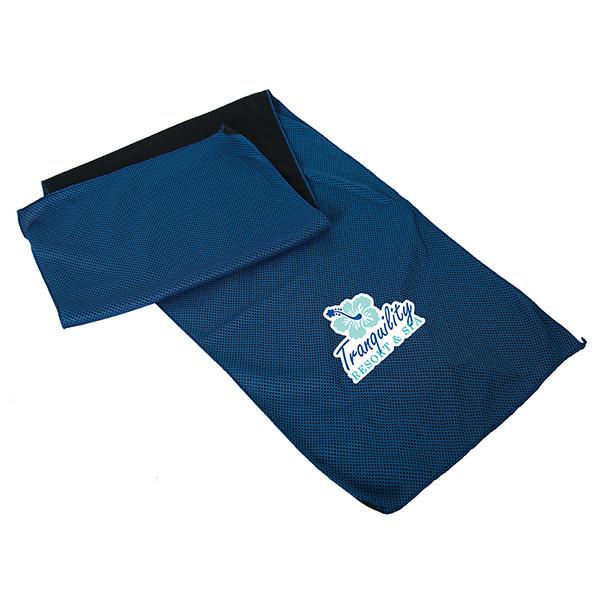 Krienes Cooling Towel, YM9095, 1 Colour Imprint