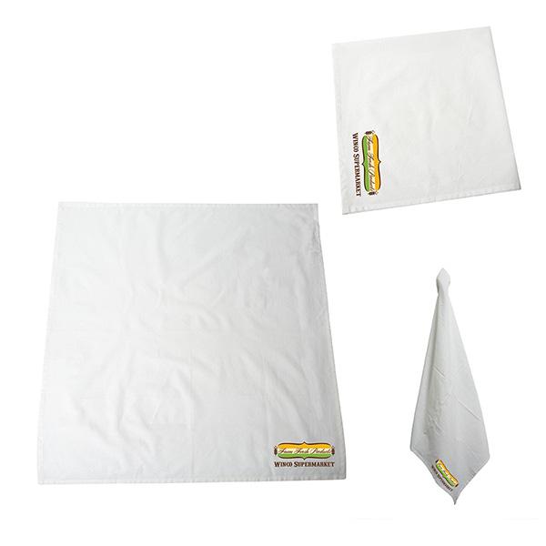 Dish Jockey 4.5 Oz. Cotton Towel, E9387, 1 Colour Imprint