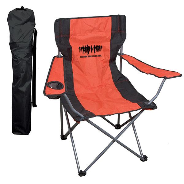Sport Star Folding Chair In A Bag, B6647, 1 Colour Imprint