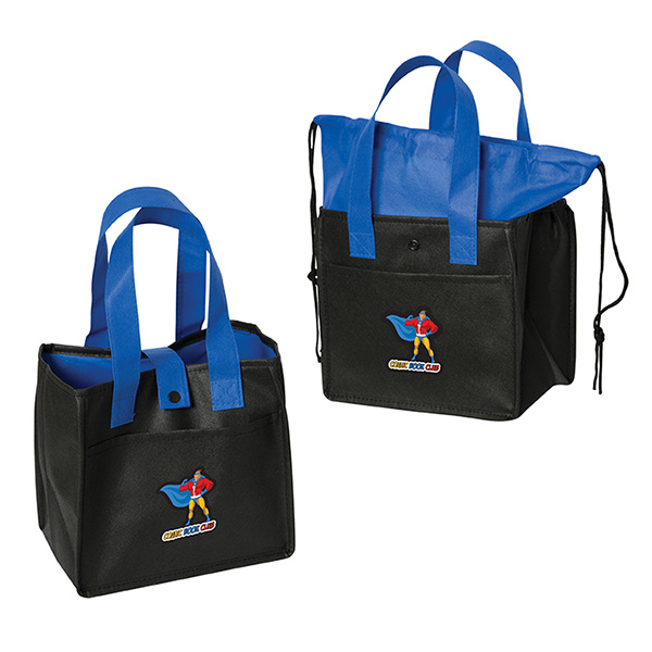 Garry Point Non Woven Cooler Bag, NW9103, 1 Colour Imprint