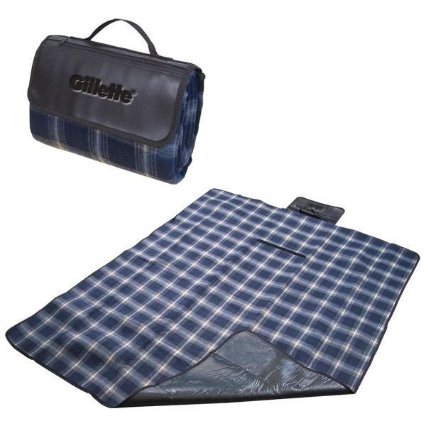 Fleece Blanket, B4255, 1 Colour Imprint