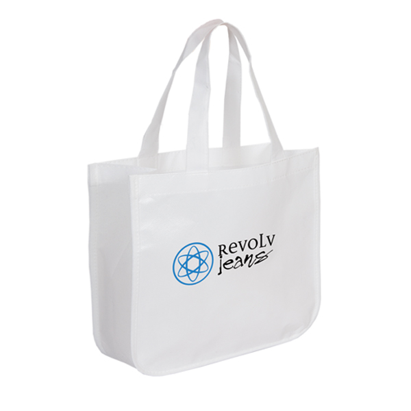 Extra Large Recycled Shopping Tote, TO4708, 1 Colour Imprint