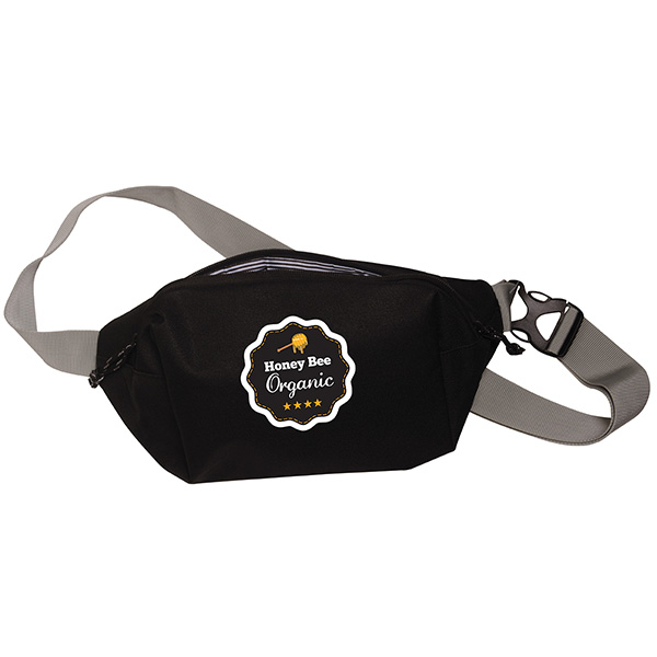 Slater Fanny Pack, OR1292, 1 Colour Imprint