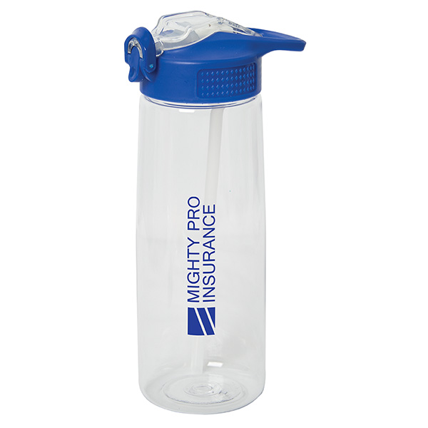 Aargau 750 Ml. (25 Fl. Oz.) Water Bottle, WB9145, 1 Colour Imprint
