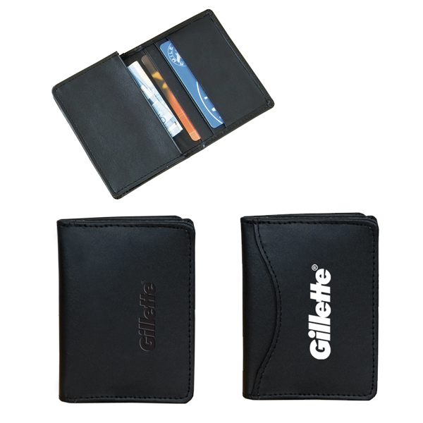 Card Holder, BL3250, 1 Colour Imprint