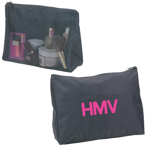 Cosmetic Case, P4222, 1 Colour Imprint