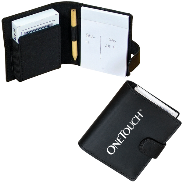 Playing Card Holder, BL3711, 1 Colour Imprint