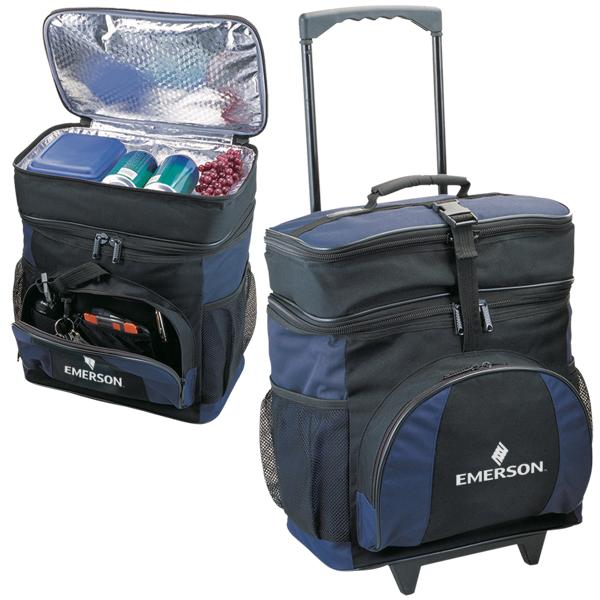 Cooler Bag On Wheels, CB2315, 1 Colour Imprint
