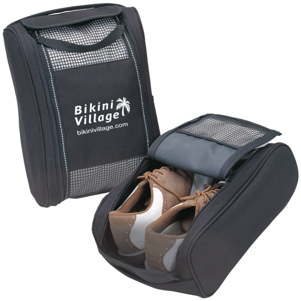 Golf Shoe Bag, P2988, 1 Colour Imprint