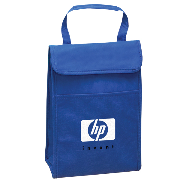 Non Woven Insulated Lunch Cooler, NW4517, 1 Colour Imprint