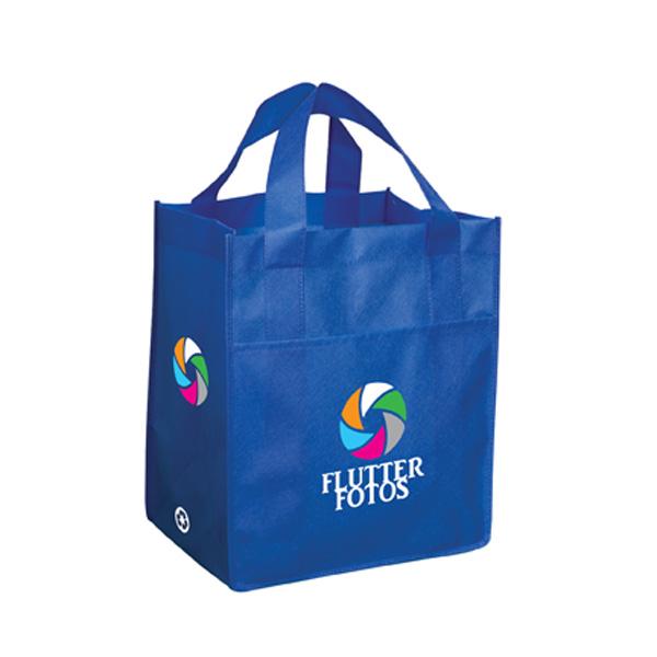 Non Woven Carry All Bag, NW4300, 1 Colour Imprint