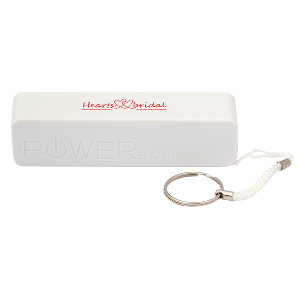 Ul Certified 2200 Mah Power Bank, CU4909, 1 Colour Imprint