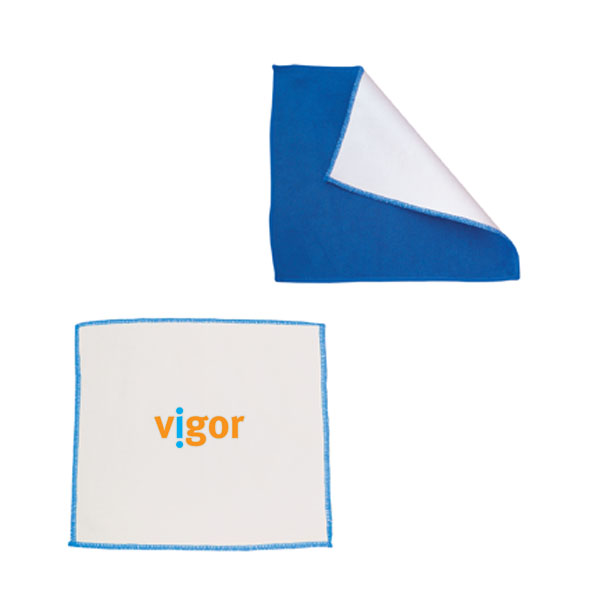 Pristaview Microfiber Cleaning Cloth, CP8969, 1 Colour Imprint