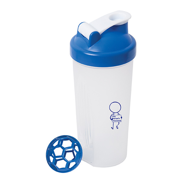 Cross-Trainer Max 600 Ml. (20 Oz.) Large Shaker Bottle, WB8785, 1 Colour Imprint